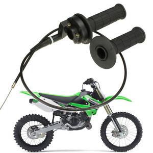 7-8-034-Throttle-Handle-Grip-Cable-Assembly-For-ATV-Quad-Pit-Dirt-Bike-90-110-125CC
