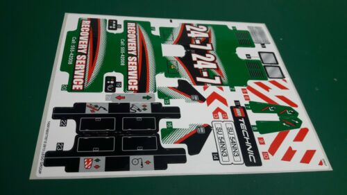 New Lego Sticker Decal no parts choose any