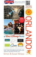 A Brit Guide to Orlando and Walt Disney World 2015 By Simon Veness, Best of Ever