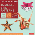 Origami Paper : Japanese Bird Patterns: Perfect for Small Projects or the Beginning Folder by Tuttle Publishing (Paperback, 2015)