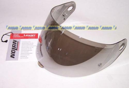 VISIERA ORIGINALE  NOLAN N62 N63 N64  METAL SILVER VN62MS  SP 00124
