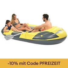 Schlauchboot inklusive 2 Paddel & Tasche (bis 260 kg)