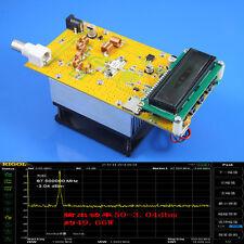 30W FM Transmitter adjustable Power 12V Digital lcd Radio Station PLL Stereo bnc