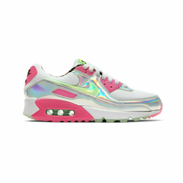Size 9 - Nike Air Max 90 LX Laser Fuchsia 2020 for sale online | eBay
