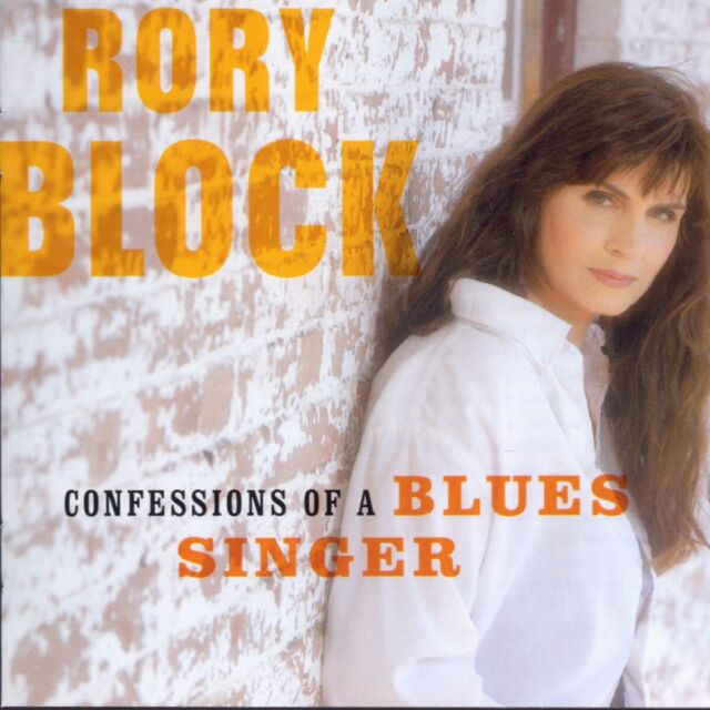 Rory Block - Confessions of a Blues Singer