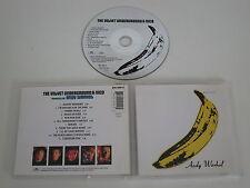 THE VELVET UNDERGROUND & NICO/ANDY WARHOL(POLYDOR 531 250 2) CD ALBUM
