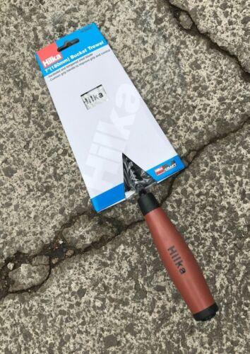 "Hilka Pro Craft 7/"" Seau Truelle-Soft Grip Poignée"