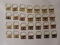 30 Bilder-haken-aufhänger Klappösen (nr. 2 K Stumpf) Aufhänger Für Bilderrahmen