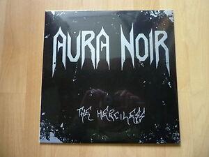Aura Noir - The merciless Vinyl LP NEU Desaster Nocturnal Breed Absu Bathory - Deutschland - Aura Noir - The merciless Vinyl LP NEU Desaster Nocturnal Breed Absu Bathory - Deutschland