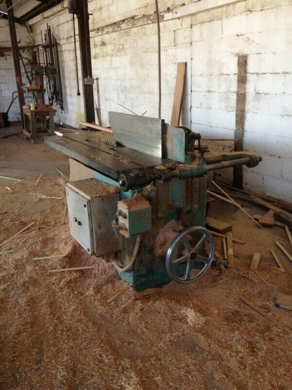 Woodworking Machinery Wadkin Sleeper Saw Other Gumtree Classifieds South Africa 660952980