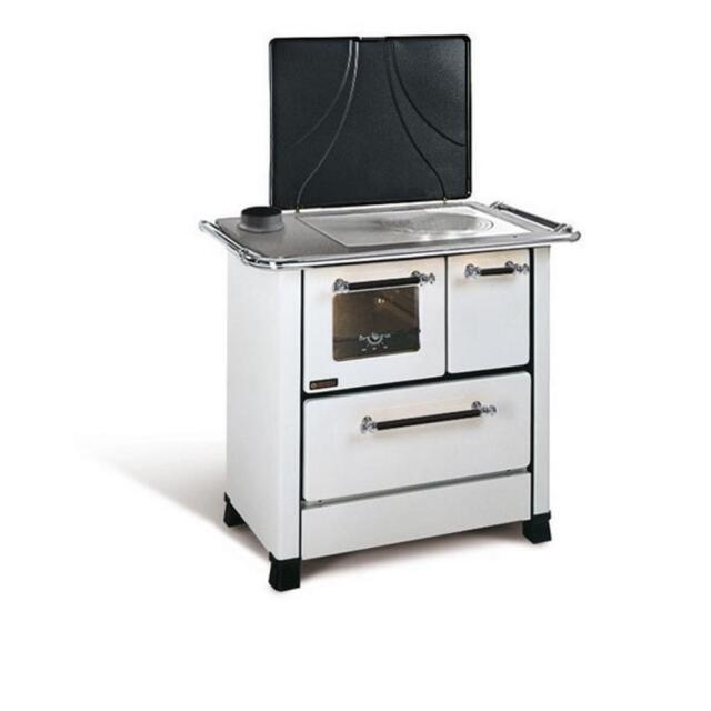Cucina legna Romantica 3 5 SX bianca Nordica EAN 8022724053133   eBay