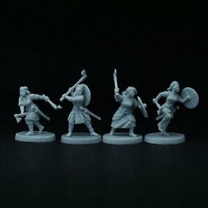 Axemaidens-Lot-4-Viking-Saga-Brother-Vinni-S-Studio-BVO21
