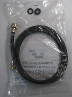 Whirlpool W10782875 Steam Dryer 5ft Hose Kit