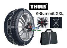 Catene Neve Thule K-Summit - Gruppo K77 - XXL BIG SUV oltre 2000 KG. 210292077