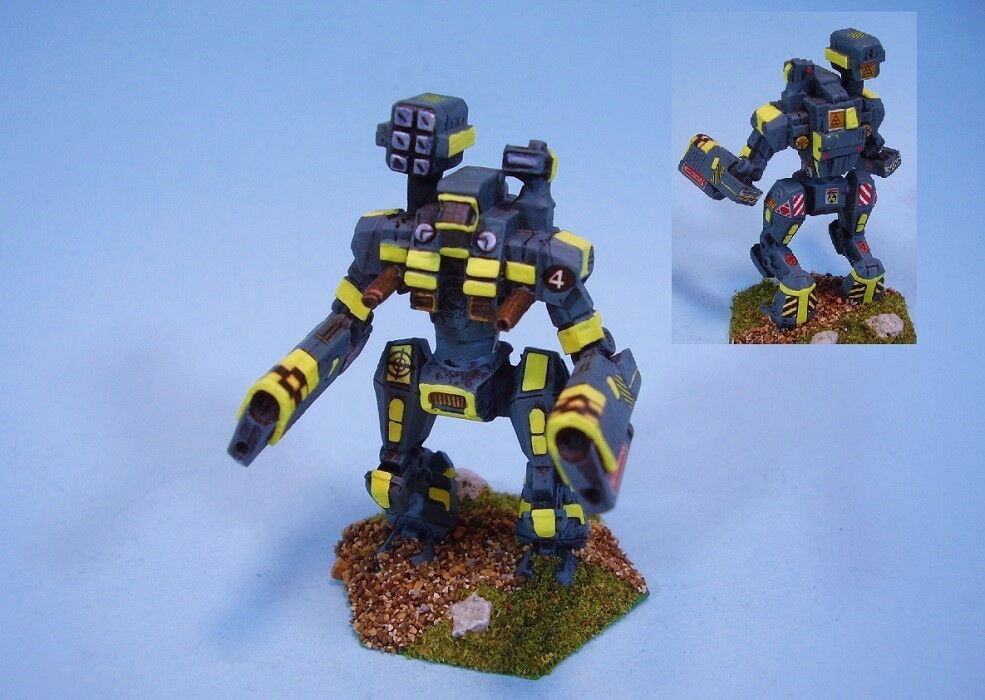 Battletech painted miniature  the Lich  battlemech YG