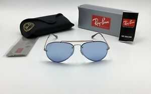 984186fa9c Image is loading AUTHENTIC-Ray-Ban-Blaze-Aviator-RB3584N-90531U-Sunglasses-