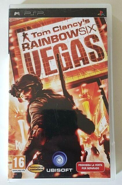 Rainbow Six Vegas - Sony PSP - PAL - Complet