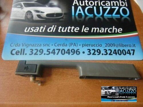 MANIGLIA INTERNA GRIGIA SX FIAT PANDA 4x4 FINO AL 2003