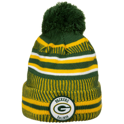 New Era NFL Official Green Bay Packers Mütze Herren NEU