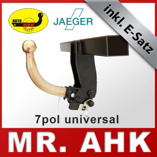 Suzuki Jimny FJ 98-00 Anhängerkupplung AHK abnehmbar 7pol E-Satz