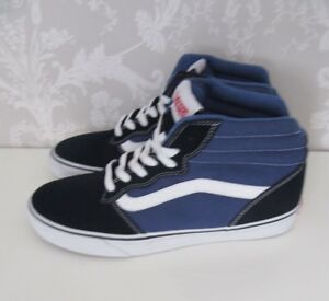 544284fa509198 BRAND NEW EXCLUSIVE VANS - MILTON H M S 9  - SUEDE (VN-0187FM4) UK 8 ...
