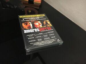 Amores Perros DVD Alejandro Gonzalez Inarritu Sigillata Nuovo