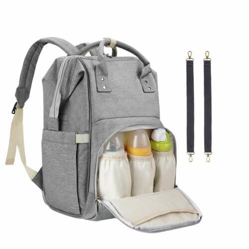Diaper Bag Backpack Large and Stylish Multi-Function Waterproof Baby Nursing
