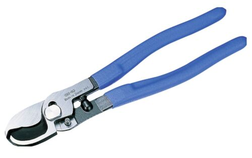 240mm CABLE CUTTER TSUNODA // OH-60 MADE IN JAPAN
