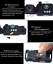 thumbnail 4 - Outdoor Survival Wrist Watch Tactical Bracelet Hunting camping hiking Emergency