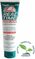 Real Time Pain Relief 5 Oz Tube Stop Pain Now Penetrates All Layers Skin 11/18