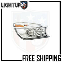 Headlight Lamp Passenger (right Only) For 04-05 Buick Rendezvous