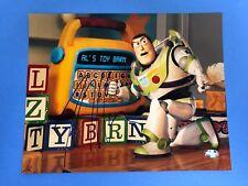 8 X 10 In Tim Allen Autographed Toy Story Photo Buzz Lightyear Ebay