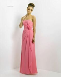 04d0cac823b Image is loading BNWT-Alexia-Designs-Bridesmaid-Dress-in-Dusty-Rose-