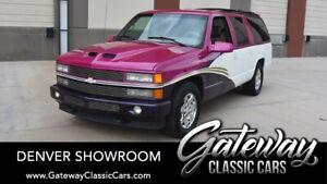 1996 Chevrolet Suburban custom