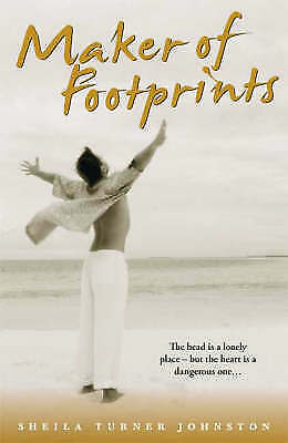 1 of 1 - Maker of Footprints, Sheila Turner Johnston, Very Good Book