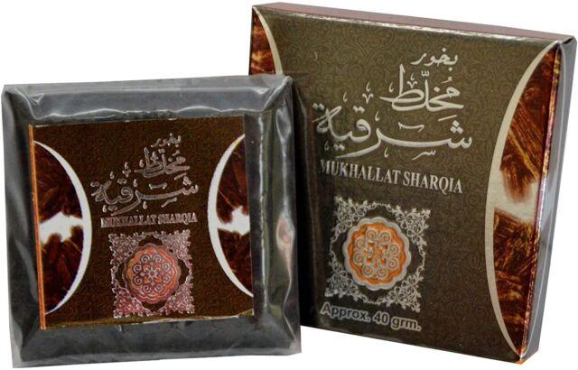 Bukhoor Mukhallat Sharqia Arabian Bakhoor Incense Aroma ARD AL ZAAFARAN