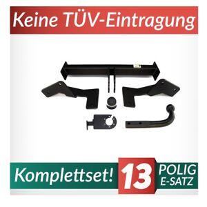 Anhängerkupplung starr AHK Für Kia Sportage IV QL 16-18 Kpl