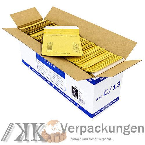 1800 Luftpolster Versandtaschen Tasche Luftpolstertaschen C 3 braun NEU** TOP