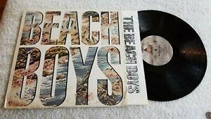 THE BEACH BOYS SELF TITLED BFZ 39946 CARIBOU 1985 WITH ORIGINAL INSERT VINYL LP