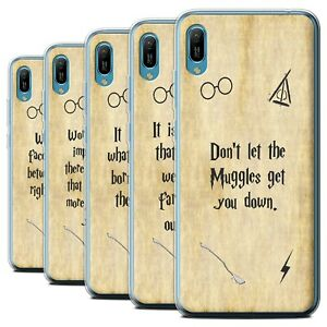 Gel-TPU-Case-for-Huawei-Y6-Prime-Pro-2019-School-Of-Magic-Film-Quotes