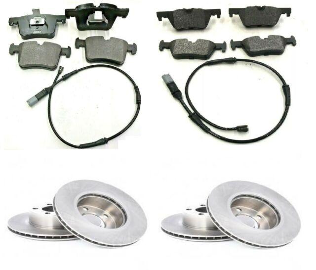 EBC YellowStuff Front Brake Pads for BMW M4 3.0 Twin Turbo F82 430 14 DP42130R