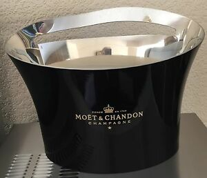 MOET CHANDON CHAMPAGNE DOUBLE MAGNUM BUCKET BLACK PEWTER JEAN MARC GADY a7pi1n77-09094148-838944825