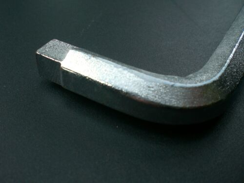 radiateur et Chrome Porte-serviettes vanne robinet accessoires outil spécial Clé Hexagonale Allen