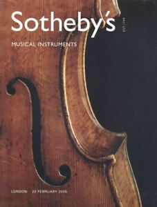 Sotheby-039-s-Catalogue-Musical-Instruments-22-02-2005-HB