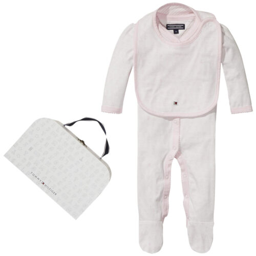 Tommy Hilfiger BODY 68 neuf 79,90 € BAVOIR New Preppy Baby Taille 56 62