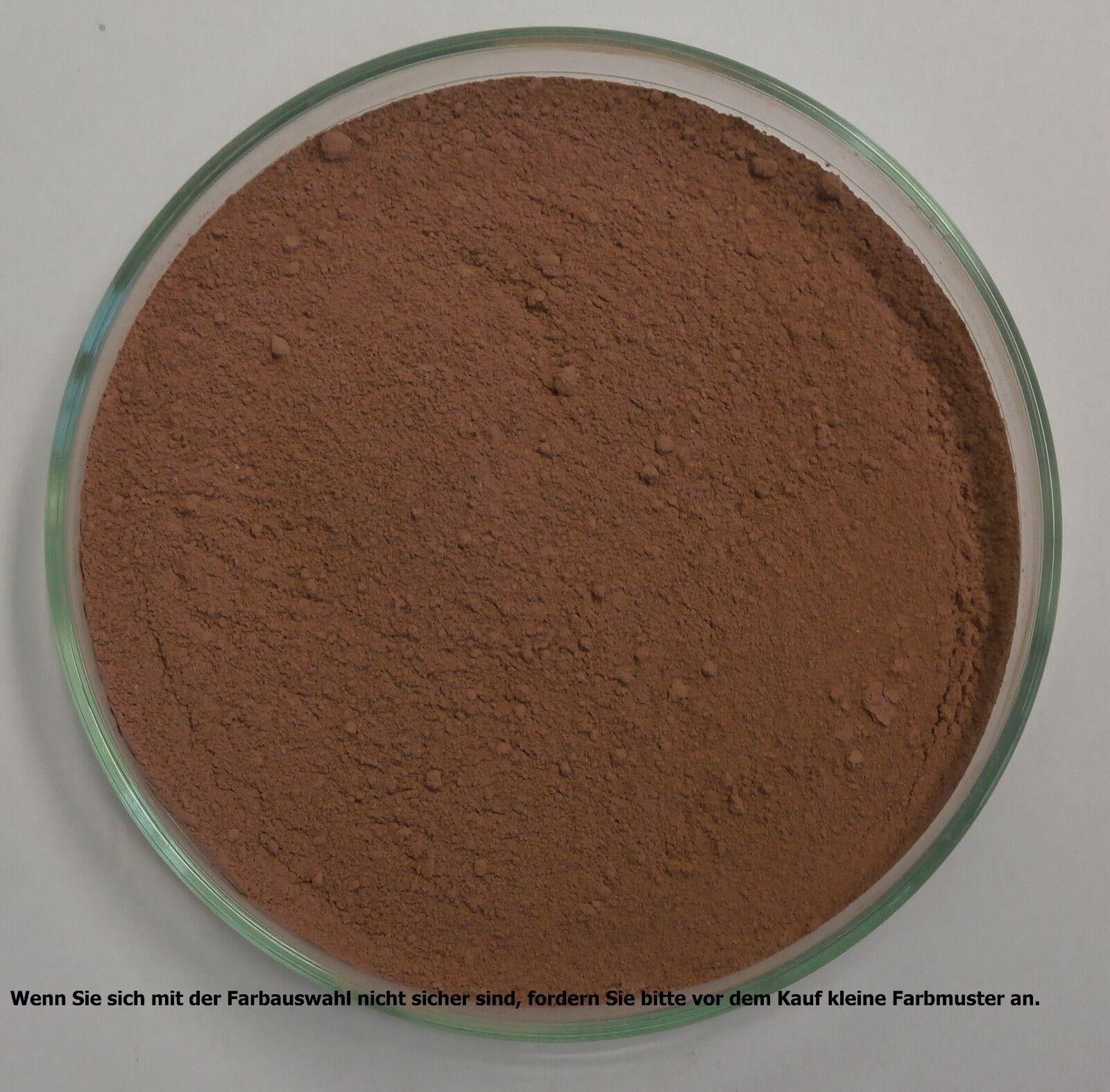Ruberstein®  Steinrestauriermörtel Sandstein reparieren ziegelrot 10kg