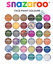 18ml-Classic-SNAZAROO-FACE-PAINTS-36-Shades-Fancy-Dress-Party-Theatre-Makeup thumbnail 1