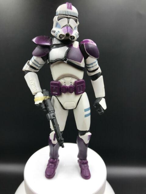 Star Wars CLONE TROOPER Mace Windu's 187th Attack Battalion 3.75