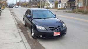 2009 Mazda 3 GX HATCHBACK ...please call 6473522058