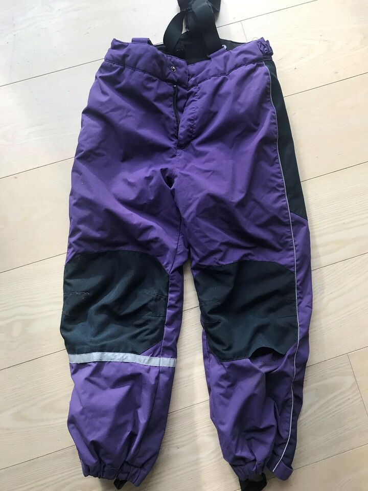 Skitøj, Vinter/ski bukser, H&M